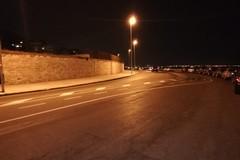 San Cataldo e la pista ciclabile a zig-zag. Galasso: «Intervento di traffic calming»