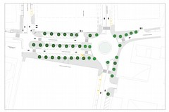 Palese, nuova rotatoria e parcheggio per le scuole Collodi e Marco Polo. Lavori pronti al via
