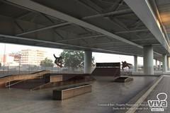 Partiti i lavori per il playground del ponte Adriatico