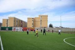 San Paolo, inaugurato il nuovo campo di calcio in viale delle Regioni