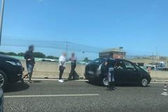 Doppio incidente sulla SS16 a Bari, code per 2 km