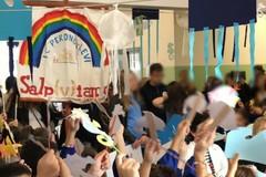 I bimbi lottano per l'ambiente, flash mob per le vie del Libertà