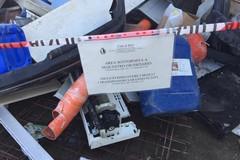Gestione e stoccaggio abusivo di rifiuti, sequestri e denunce a Bari