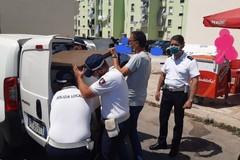Bari, venditori abusivi da Torre a Mare a San Girolamo. Scattano i sequestri