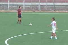 Coppa Italia femminile, fra Pomigliano e Pink Bari finisce 1-1