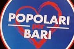 Amministrative 2019, la lista completa dei Popolari per Bari