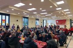 Bari, il pranzo di Natale della comunità di Sant'Egidio per i meno fortunati