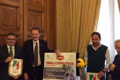 Volley, a Bari le final four di Coppa Italia: «Evento di grande prestigio per la città»