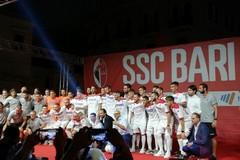 La SSC Bari si presenta alla città. Brienza ritorna da ambasciatore