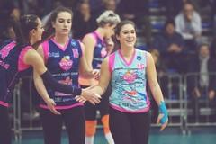 PVG Bari la spunta per 3 a 1 in casa contro il Volley Cave