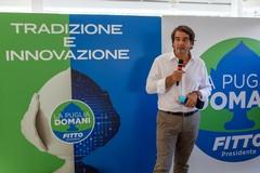 Consiglio regionale della Puglia, Fitto si dimette. Gli subentra Conserva