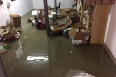 Alluvione a Bari, allagata anche Prinz Zaum