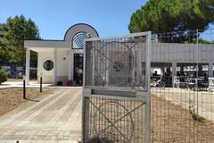 Bari, il bar di Parco due Giugno apre in sordina. Inaugurazione dopo le ferie