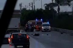 Incidente mortale tra Loseto e Carbonara, morto un ciclista