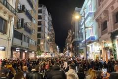 Fra black friday e atmosfera natalizia, via Sparano si prepara a un dicembre di fuoco