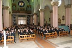 Giornata in memoria delle vittime di mafia, Carabinieri al Redentore