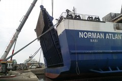Naufragio Norman Atlantic, Tribunale di Bari accoglie l'Autorità portuale come parte civile