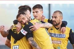 Tutto facile per il Bari, Simeri e Antenucci stendono il Rende: 0-3