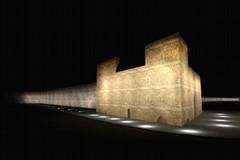 Nuova illuminazione artistica per il fortino e la muraglia di Bari vecchia, c'è l'accordo con Enel