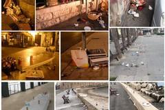 Tappeto di rifiuti nelle strade dopo il lockdown, Decaro: «La colpa è di chi odia Bari»