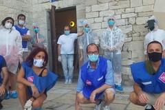 Centro Anspi vandalizzato durante il lockdown, Retake Bari e Chiccolino lo ristrutturano
