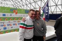 Roberta Vinci madrina della seconda edizione della Nicolaus cup under 12 di tennis