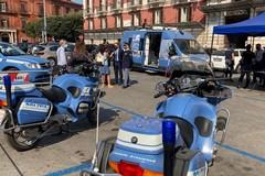 """""""Safety days"""", la polizia stradale a Bari per l'evento sulla sicurezza stradale"""