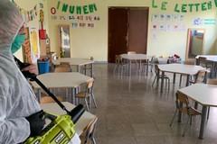 Screening anti-Covid nelle scuole di Triggiano, 9 positivi su 1.863 tamponi