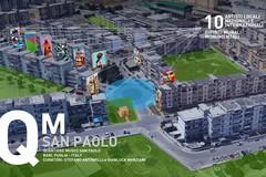 Bari, il quartiere San Paolo diventa un museo a cielo aperto