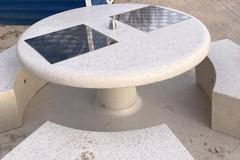 A Pane e Pomodoro arrivano due tavoli con scacchiera
