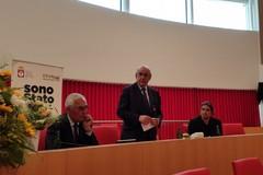 Riccardo Scamarcio ospite del Consiglio Regionale della Puglia per parlare di Aldo Moro