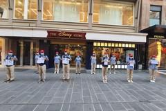 Il Disney store di Bari chiude il 3 ottobre, in via Sparano scioperano i lavoratori
