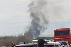 Scontri in autostrada fra ultras di Bari e Lecce, denunciate quattro persone