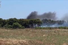 Roghi di rifiuti nelle periferie di Bari, Decaro: «Individuati responsabili degli incendi a Sant'Anna»