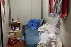 Pagava gli operai 2,50 euro e li faceva dormire in container senza bagni, arrestato titolare di un mattatoio