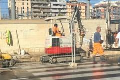 Salta una condotta idrica in via Cifarelli, pressione dell'acqua ridotta in alcune zone di Bari