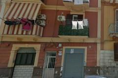 Crolla il solaio, evacuato palazzo in via Libertà a Bari