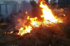 Incendi a Bari, lo sfogo del Comitato dei Cittadini
