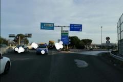Incidente sulla provinciale 231 all'ingresso di Bari, traffico in tilt