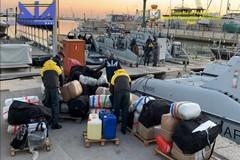 Trasportavano una tonnellata di droga in Puglia via mare, arrestati