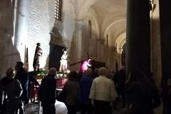 Il giovedì santo a Bari vecchia, a San Nicola la tradizione dei sepolcri