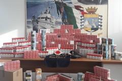 Mola di Bari, in casa aveva 30 chili di sigarette di contrabbando. Denunciato 50enne