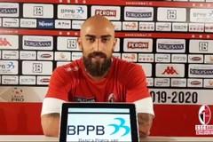 Bari-Carrarese 2-1, Simeri: «Emozione straordinaria, meritavamo la finale»