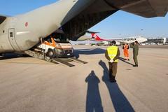 Neonato in pericolo di vita, da Bari parte l'aereo-ambulanza per Roma