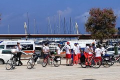 Bari, a Palese e Santo Spirito i soccorsi arrivano su due ruote