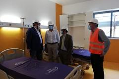 Policlinico di Bari, ecco la stanza tipo di Asclepios 3. Padiglione pronto entro fine anno