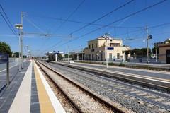 """La stazione di Santo Spitito entra nel circuito """"Sala blu"""". Più servizi per i viaggiatori disabili"""