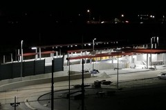 Bari, pronta la stazione del Villaggio del lavoratore. Decaro: «Aperta a dicembre»
