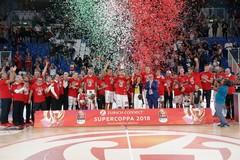 Supercoppa italiana di basket, si giocherà al Palaflorio di Bari