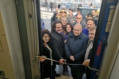 """Il """"Treno verde"""" di Legambiente fa tappa a Bari per raccontare la mobilità sostenibile"""